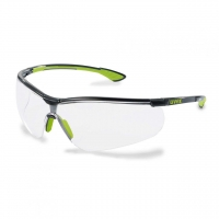 Uvex Sportstyle THS Safety Glasses Clear - Click for more info