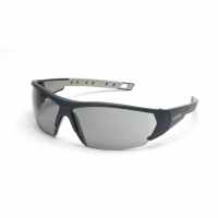 Uvex iWorks THS Safety Glasses Grey - Click for more info