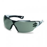 Uvex Pheos CX2 Safety Glasses Grey - Click for more info