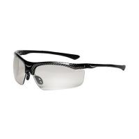 3M Photochromic Glasses 10423 Black Frame Transitioning Lens - Click for more info