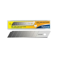 Diplomat Blades Snap Cutter SN68 SMALL 10 per pack - Click for more info