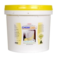 Chemitab Lemon Deodorant Blocks 10kg - Click for more info