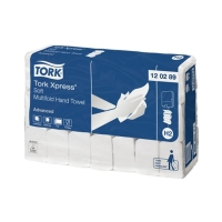 Tork Hand Towel Soft Interfold 2 ply 120289 21 per ctn - Click for more info