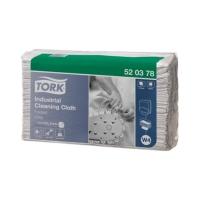 Tork Multipurpose Cloth Premium Folded GREY 520378 5 per ctn - Click for more info