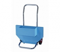 DISPENSER TO SUIT 32MM RIBBON WOUND STEEL STRAPPING - Click for more info