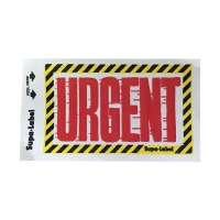 URGENT Labels 500 per box - Click for more info