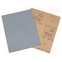 3M 734 Wet or Dry 230mm X 280mm 400G 500 per carton - Click for more info