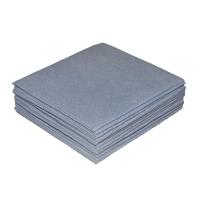 Trugrade Raytex Wipes MB24 BLUE 38x38cm 240 per carton - Click for more info