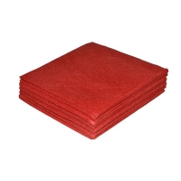 Trugrade Raytex Medium Wipes MR31 RED 38x38cm 240 per carton - Click for more info