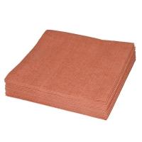 Trugrade Microfibre Wipes TMF44 RED 40x34cm 100 per carton - Click for more info