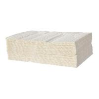 Trugrade TruRoar Wipes TVW02 WHITE 24x32.5cm 250 per carton - Click for more info