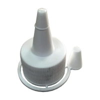 Witches Cap Snip Off WHITE (Suits 500ml/1l Bottle) - Click for more info